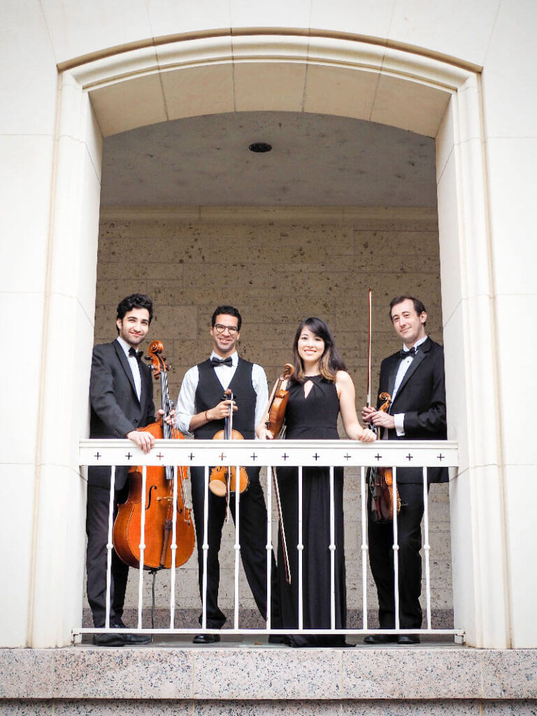 Castle Hill String Quartet Booking info