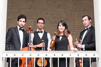Castle Hill String Quartet Pachelbels Canon