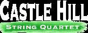 Castle Hill String Quartet logo white